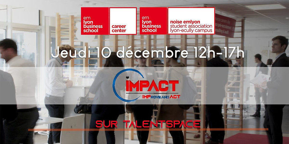 Vocation Days IMPACT - IMProve & ACT