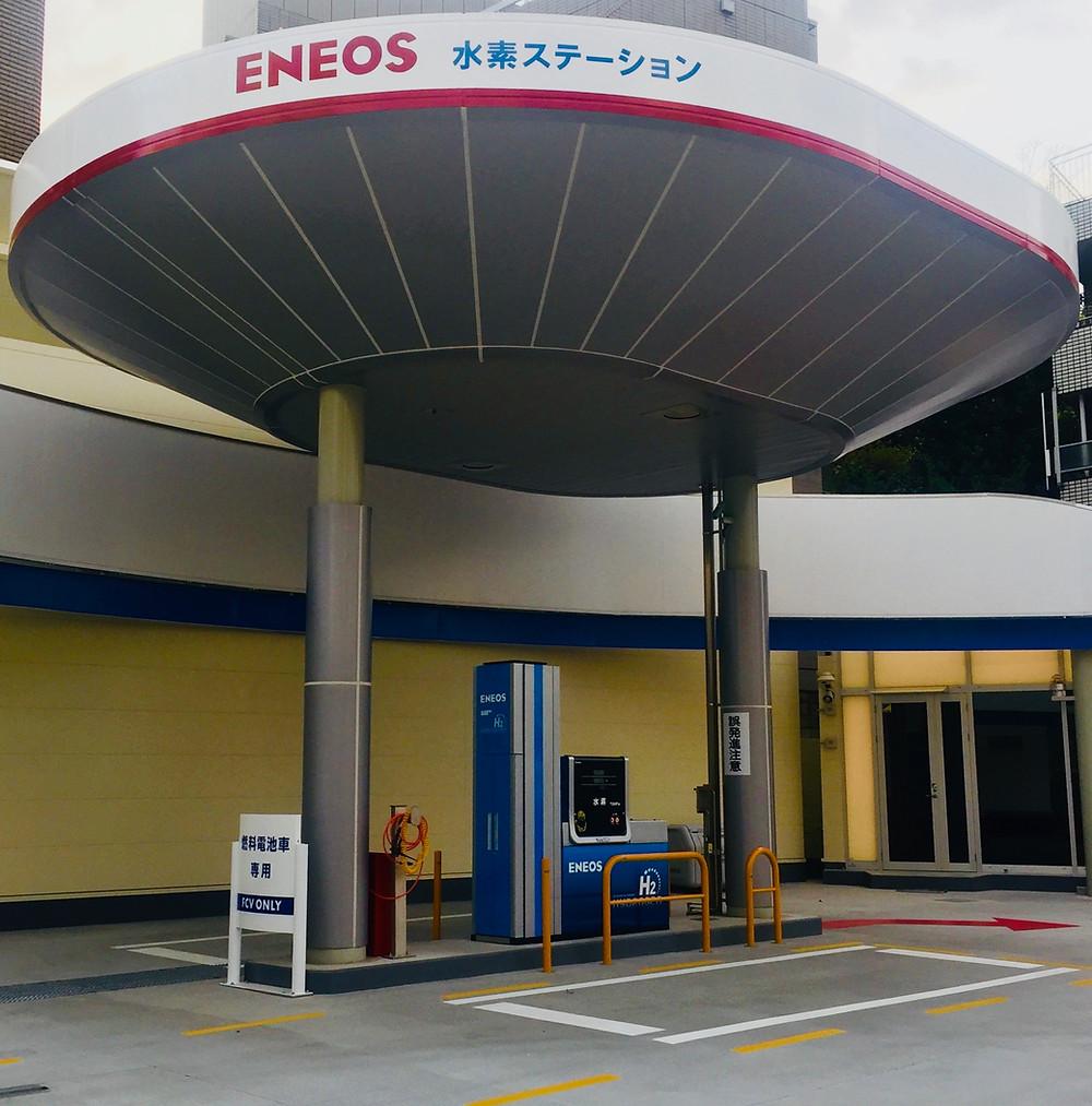 Tokyo ENEOS Hydrogen Station