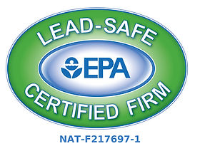 EPA Lead Safe Certified Firm NAT-F217697-1