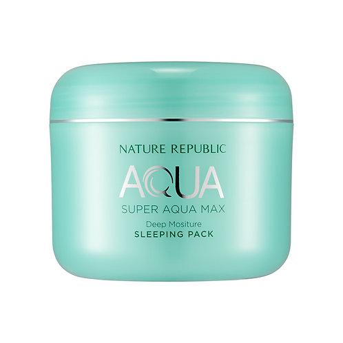 NATURE REPUBLIC - Masque de nuit, Super Aqua Max, 100ml