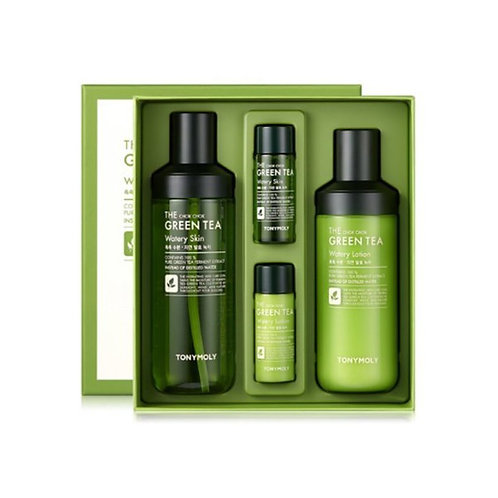 TONYMOLY - Coffret The ChokChok au Thé vert (4 items)