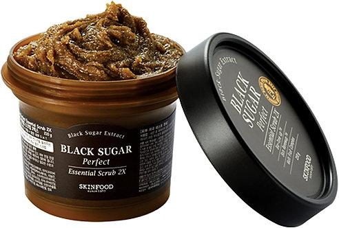 SKINFOOD - Exfoliant parfait au sucre noir 2X, 210g