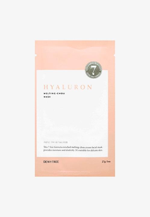 DEWYTREE - Masque Hyaluron Melting Chou