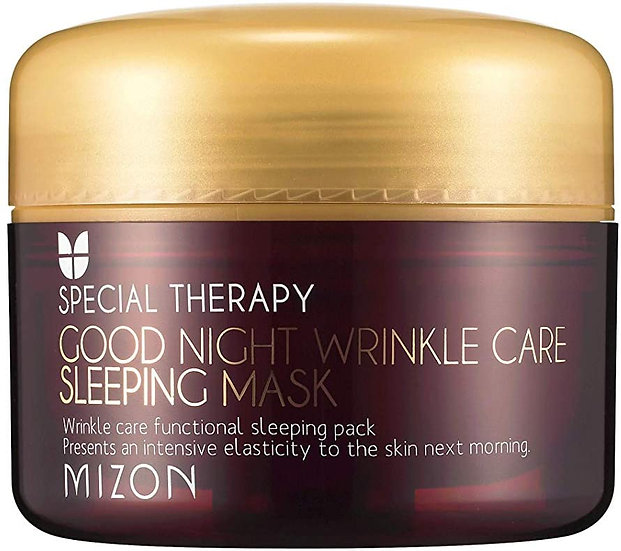 MIZON - Good Night Wrinkle Care Sleeping Mask, 75ml