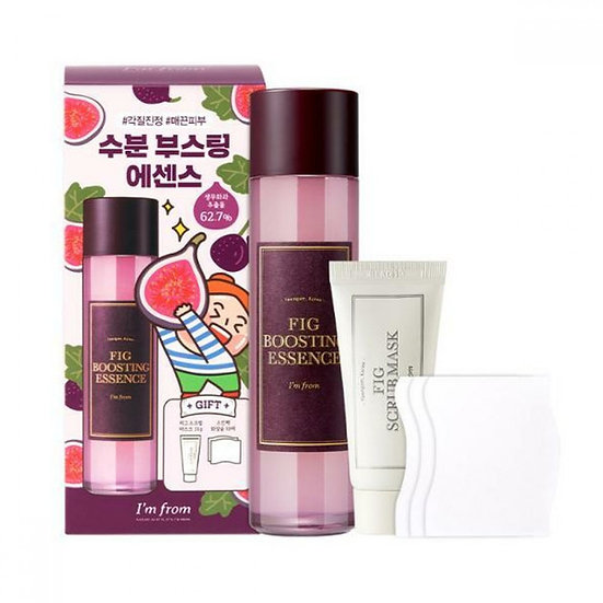 I'M FROM - Fig Boosting Essence Limited Edition Set, 3 produits