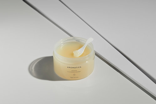 AROMATICA - Nettoyant Sorbet Orange, 150 gr