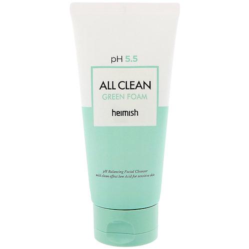HEIMISH - All Clean Green Foam pH 5.5