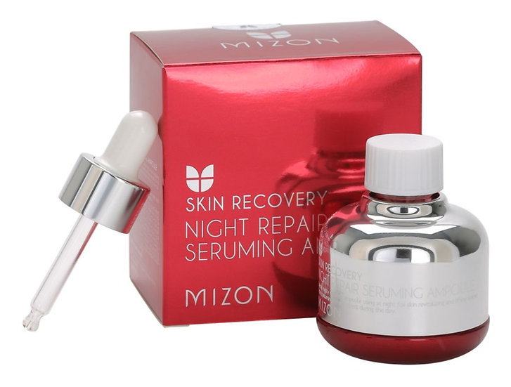 MIZON - Night Repair Seruming Ampoule, 30ml