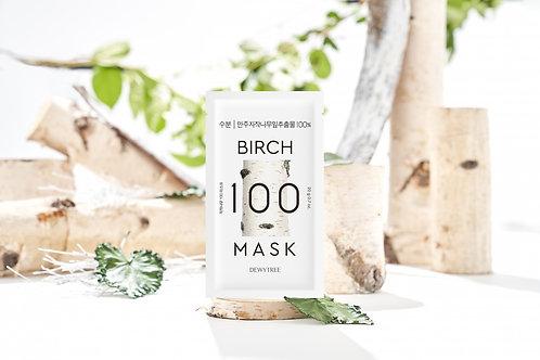 DEWYTREE - Masque Birch 100, 20g