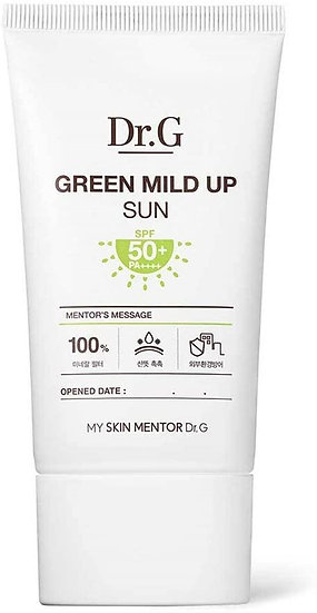 DR.G - Green Mild Up Sun Plus SPF50+ PA++++, 35ml