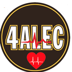 4Alec Logo Sticker