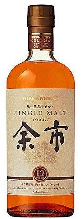 Никка Йоши Сингл Молт 12 лет (Nikka Yoichi Single