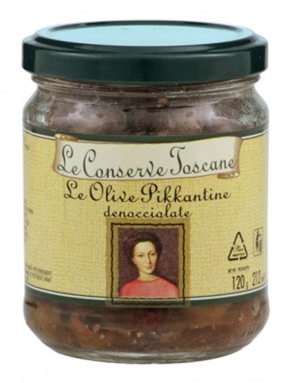 """Маслины пикантные без кост. в масле """"Toscane"""""""