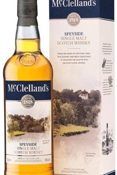 МакЛелэнд'c Спейсайд (McClelland's  Speyside 40%)