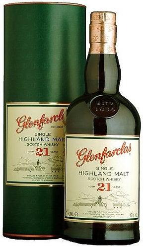 Гленфарклас 21 год (Glenfarclas  21 years)