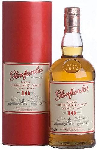 Гленфарклас 10 лет (Glenfarclas)