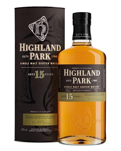 Хайленд Парк 15 лет (Highland Park Aged 15 Years)