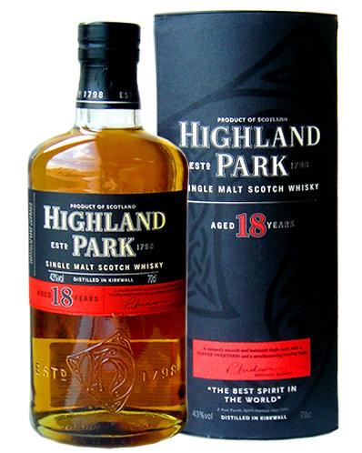 Хайленд Парк 18 лет (Highland Park Aged 18 Years)