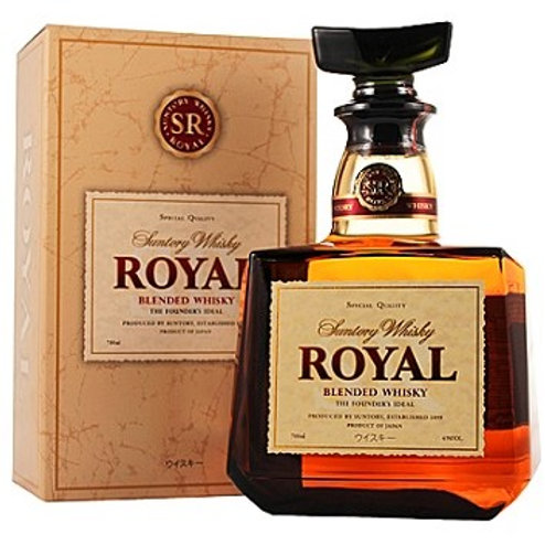 Suntory Royal Blended 43% OF (Сантори Ройал Бленд)