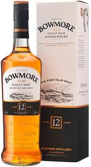 Bowmore 12 years (Бомо 12 лет)
