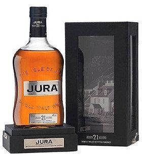 Джура 21 год (Isle Of Jura 21 Years Old)