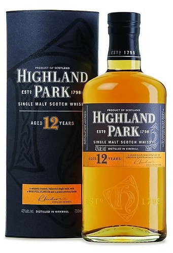 Хайленд Парк 12 лет (Highland Park Aged 12 Years)