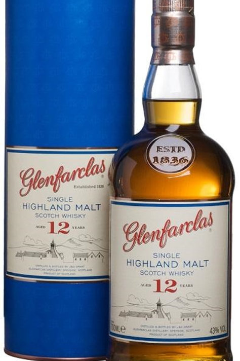 Гленфарклас  12 лет (Glenfarclas 12 years)