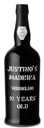 Джастинос Мадера 10 лет выдержки (JUSTINO'S)