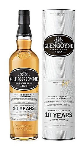 Гленгойн 10 лет (Glengoyne 10 Years Old)