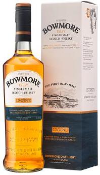 Bowmore Legend ( Бомо Легенд )