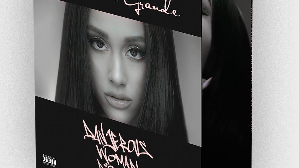 "Ariana Grande ""Dangerous Woman Diaries"" Dvd"
