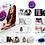 "Thumbnail: Lady Gaga "" Artpop The Singles"""