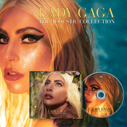 """Lady Gaga """"The Acoustic Collection"""" CD"""