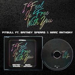 """Britney Separs, Pitbull & Marc Anthony """"I Feel So Free With You"""""""