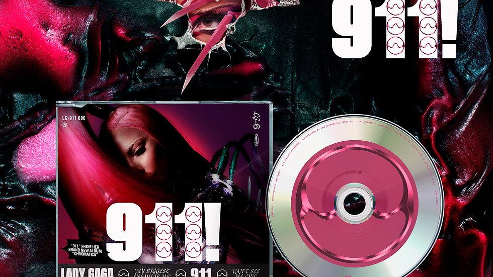 """Lady Gaga """"911!"""""""