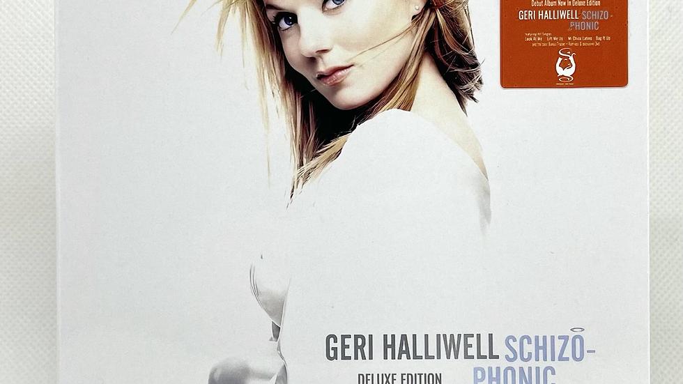 Geri Halliwell Schizophonic Deluxe Edition Cd+Dvd
