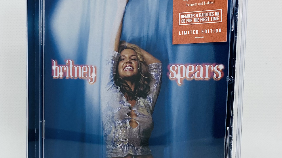 Britney Spears Oops! IDid It Again (Remixed And B Sides)
