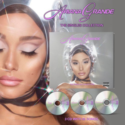 """Ariana Grande """"The Singles Collection"""""""