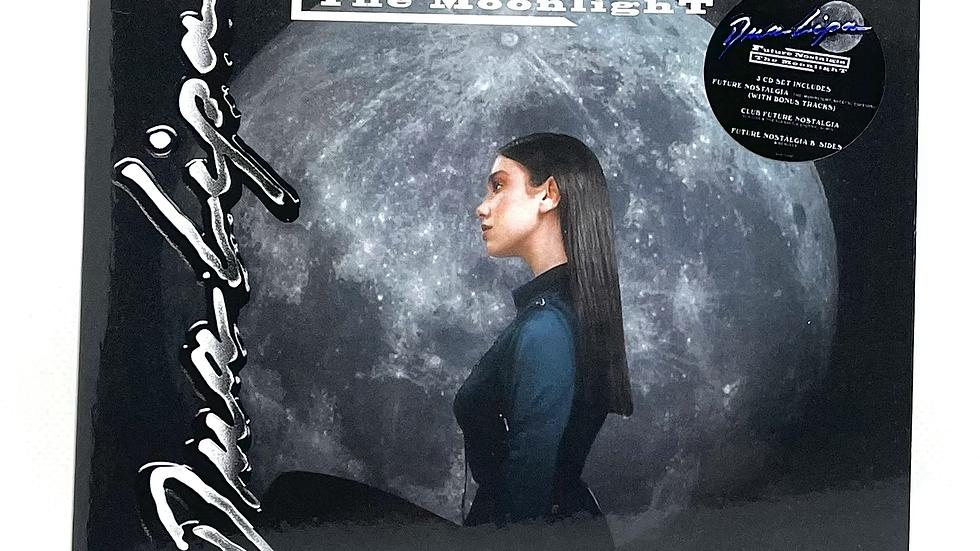 Dua Lipa Future Nostalgia Moonlight Especial Edition