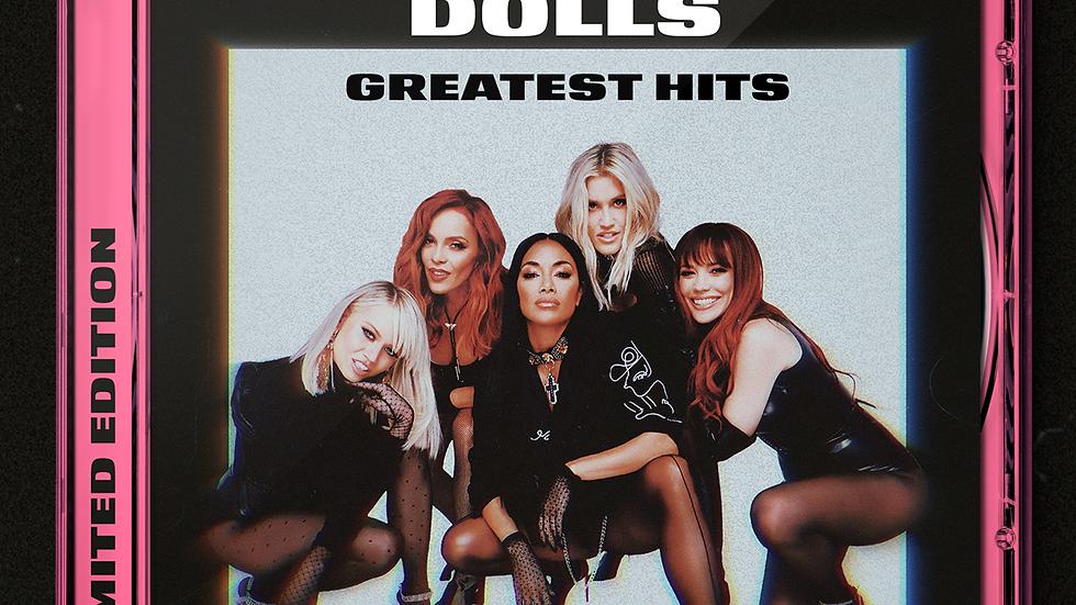 "Pussycat Dolls ""Greatest Hits""CD+DVD"