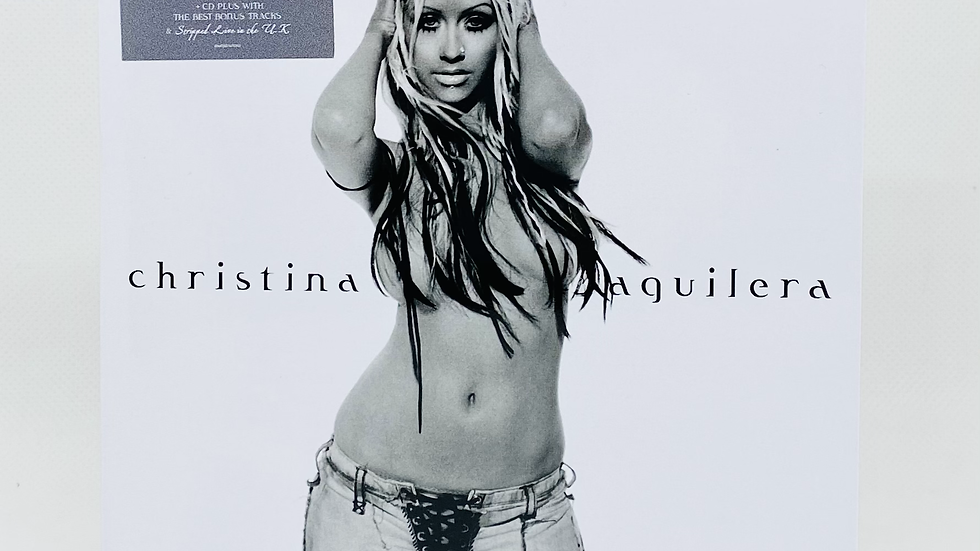Christina Aguilera Stripped Reloaded Edition