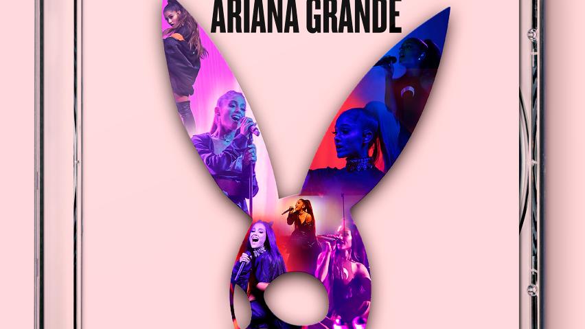 "Ariana Grande ""Dangerous Woman Tour"" The Live album"