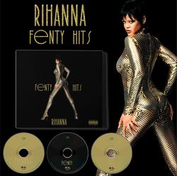 """Rihanna """"Fenty Hits"""""""