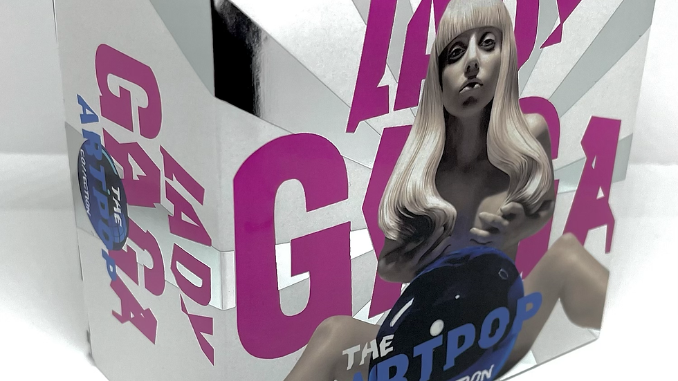 Lady Gaga The Artpop Collection Limited Box