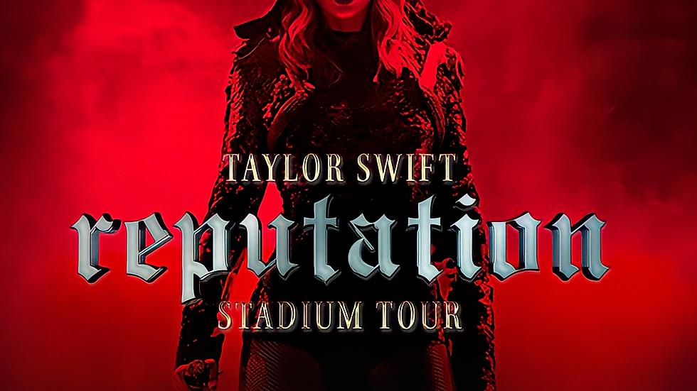 "Taylor Swift ""Reputation Stadium Tour"" The Live Album 2cd"