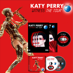 Katy Perry Witness The Tour Rock In Rio