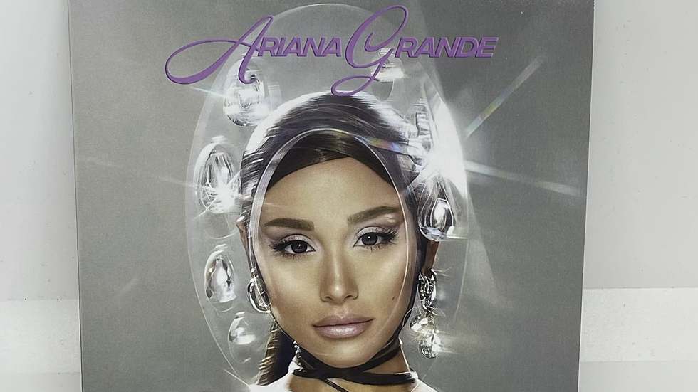 """Ariana Grande """"The Singles Collection"""" 3Cd"""