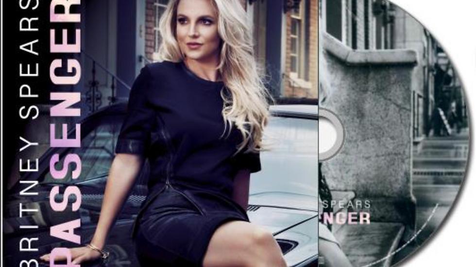 """Britney Spears """"Passenger"""" Cd Single"""