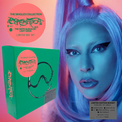 Lady Gaga Chromatica The Singles Collection Limited Boxset NEW VERSION