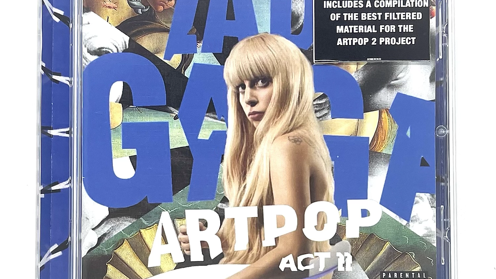 Lady Gaga Artpop Act 2
